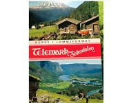 Telemark Norway Colour Guide Book