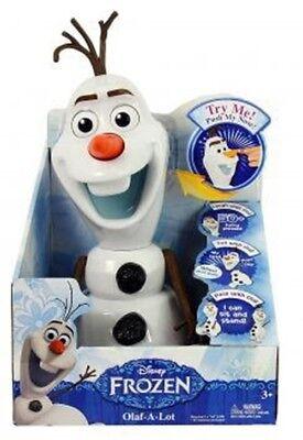 Disney Frozen Olaf-a-Lot Talking Toy