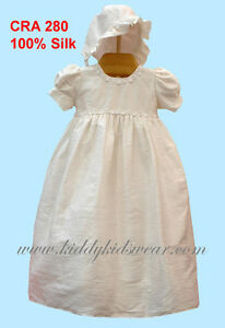 Christening gowns and baptism dresses