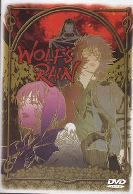 Wolf S Rain Complete Episode 1 30 Anime Dvd Collection Set English Dub New Usa