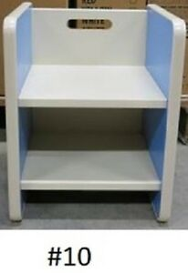NEW DAYCARE FURNITURE.. .PUPPET STANDS CHAIRS SHELVES UNITS...