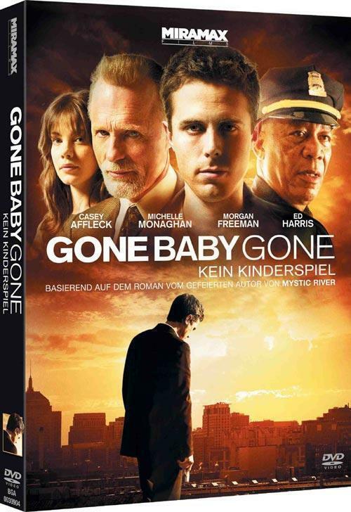 Gone Baby Gone - Kein Kinderspiel - mit Morgan Freeman & Ed Harris !!