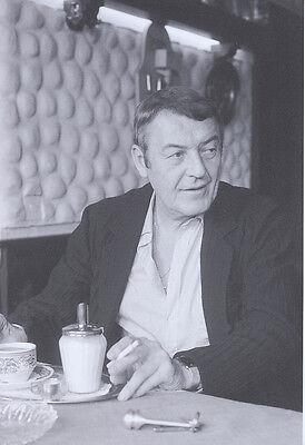 Foto Schauspieler GÜNTHER UNGEHEUER - Pressefoto Aufnahme 1984  DERRICK DER ALTE