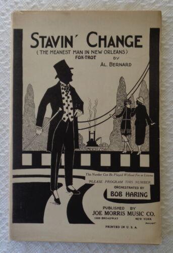 Jazz band arrangement Stavin