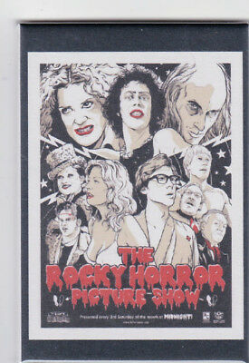 Rocky Horror Picture Show Characters Movie Poster Fridge Magnet 2x3 ](Rocky Horror Characters)