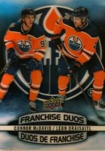 Looking for Tim Hortons Edmonton Oilers Franchise Duo