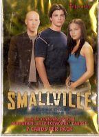 Inkworks Smallville Season 3 Card Set (90 cards) & Free Case