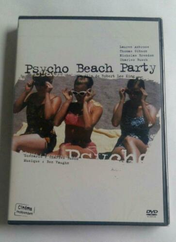 Psycho Beach Party neuf sous blister