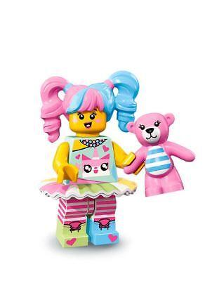 Lego Minifigures/Minifigures 71019 - the Lego Ninjago Movie - Girl N-Pop