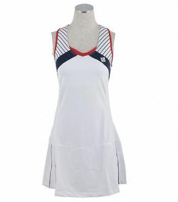 Tennis Kleider (Robey Damen Tenniskleid Sabatini! Kleid, Tennis, Dres XS - XL 2 Farben *NEU* Top)
