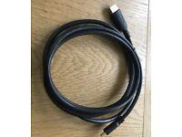 HDMI to HDMI Mini lead