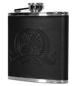 INDEPENDENT-Petaca-30-Aniversario-Indy-Skateboard-Eje-Co-039-Acero-Flask