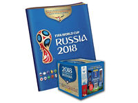 Panini Sticker - FIFA World Cup 2018
