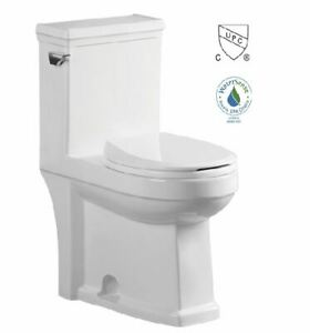 High Efficiency One Piece Toilet (T-M6164) – 25% OFF