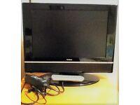 Goodmans LCD Flat Screen Digital HD TV Freeview 20 Inch