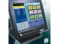 "15"" ultra fast epos system Bar or nightclub Dual core atom As new was £1150"