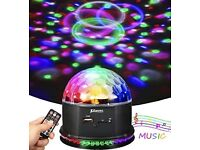 LED disco party music light BRAND NEW