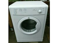 Indesit 7kg vented dryer like new free delivery