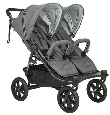 Valco 2019 TriMode Twin-X Duo Double Stroller in Dove Grey Brand New!!! for sale  Towson