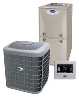 $2700**Furnace & air conditioning