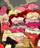 *Huge lot* baby girl clothing from 3-12 month- 96 items!