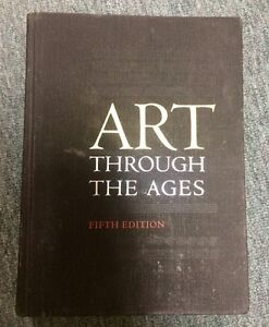 """""""Gardner's Art Through the Ages"""" 5th Edition"""