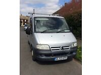 Citroen relay hdi not Ducato boxer