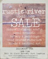 Rustic by the River sale