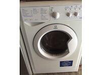 Indesit washer dryer with warranty