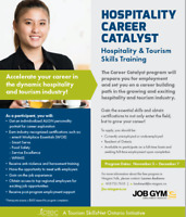 Hospitality Career Program