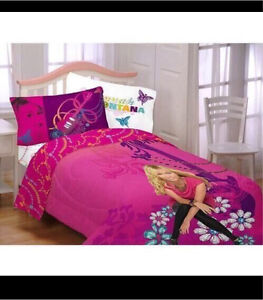 Hannah Montana bedding set
