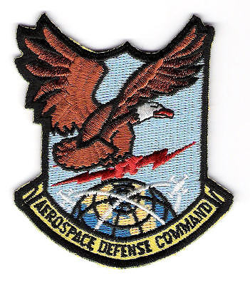 Military Patch Usaf Aerospace Defense Command