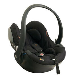 BeSafe iZi Go X1 Car Seat With PRAM ADAPTER