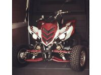 YAMAHA RAPTOR 700R SPECIAL ED 2008 ROAD LEGAL