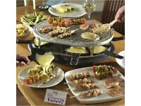 Only £15 !! Used Stone Raclette is looking for grill/bbq lover!