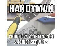 HANDYMAN - Property Maintenance & Joiner Services