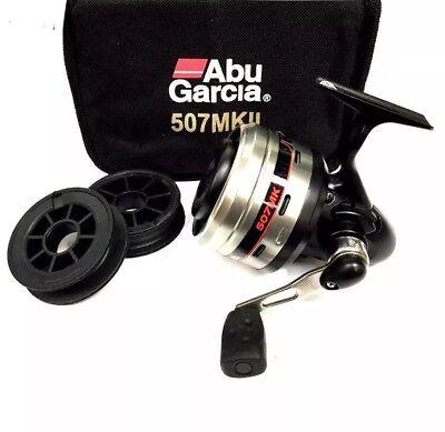 New Model Boxed ABU GARCIA * 507 * Closed Face Fishing Reel - FREE UK Postage