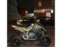 Yamaha raptor 700 SE FULLY LOADED
