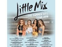 Two Little Mix tickets Derby