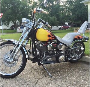 2006 HARLEY SPRINGER SOFTAIL