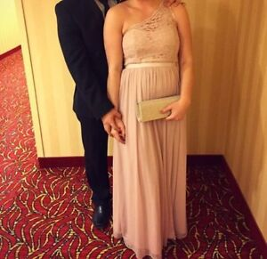 Simple Prom Dress Ball Gown