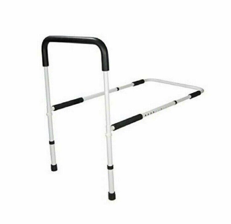 bed rail safety senior guard adjustable foldable