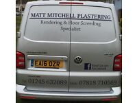 PLASTERER WANTED TO JOIN PLASTERING COMPANY CHELMSFORD ESSEX