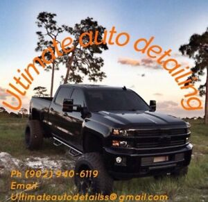 Ultimate Auto Detailing full car truck and motorcycle details
