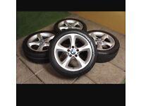 Bmw wheels 17inch
