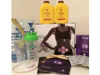 Forever Living Clean 9 C9 Vanilla Detox Weight Management RRP £110