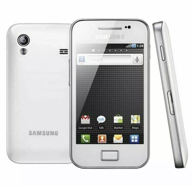 Android Phone - ✅NEW 3G Samsung Galaxy Ace GT-S5830i SIM Free Android Basic Cheap Smart Phone UK