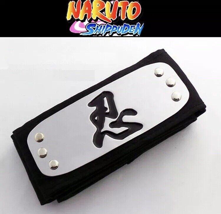 "Naruto Joint Shinobi Headband Cosplay Anime 37"" US Seller"
