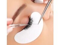 semi permenant eye lash extention