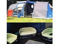 Tent & camping gear